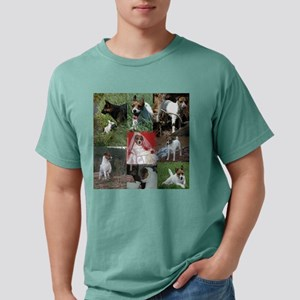 Harley the Jack Russell Mens Comfort Colors Shirt