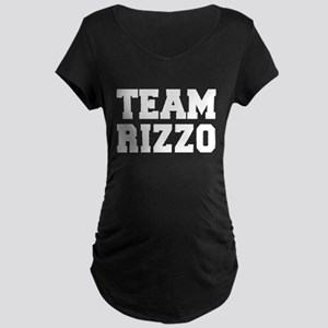 TEAM RIZZO Maternity Dark T-Shirt