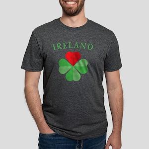 IRELAND2 Mens Tri-blend T-Shirt