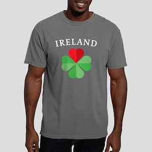 IRELAND_BLACK Mens Comfort Colors Shirt