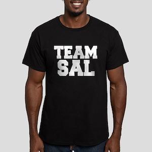 TEAM SAL Men's Fitted T-Shirt (dark)