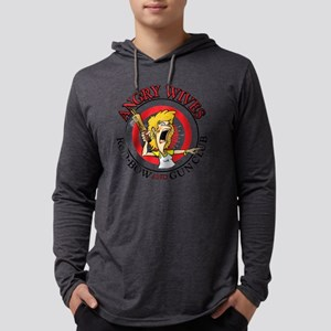 angry wives Mens Hooded Shirt