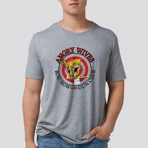 angry wives Mens Tri-blend T-Shirt