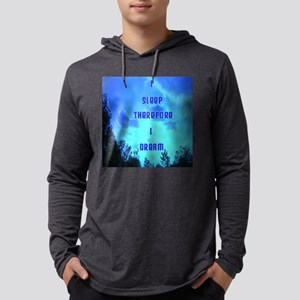 pillow1 Mens Hooded Shirt
