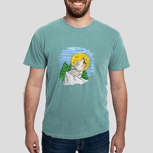 WOLF MOUNTAIN SCENE Mens Comfort Colors Shirt