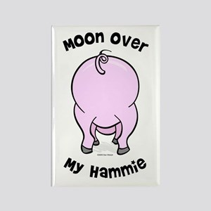 Moon Over My Hammie Magnet