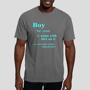 Boy Mens Comfort Colors Shirt