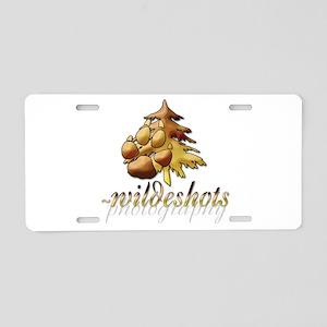 wildeshots Aluminum License Plate