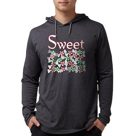sweet_b_d.png Mens Hooded Shirt