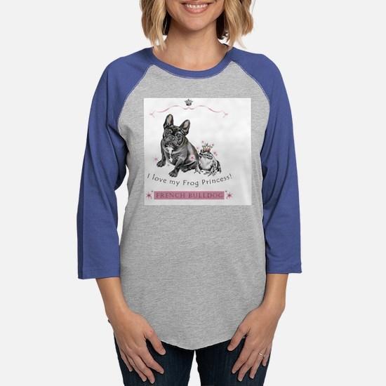 lm_10x10_apparel1_frogprincess Womens Baseball Tee