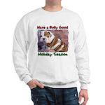 Bulldog gifts for women Sweatshirt