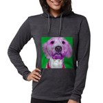 mr_tile2.png Womens Hooded Shirt