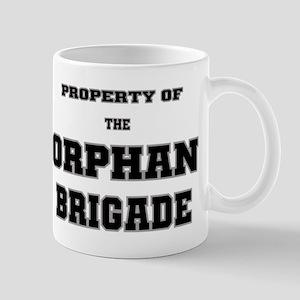 Property of the Orphan Brigade Mug