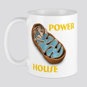 Mitochondria Power House Mug