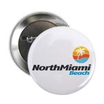 "North Miami Beach 2.25"" Button (100 pack)"