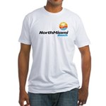 North Miami Beach Fitted T-Shirt