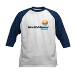 North Miami Beach Kids Baseball Jersey