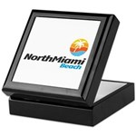 North Miami Beach Keepsake Box