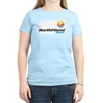 North Miami Beach Women's Pink T-Shirt