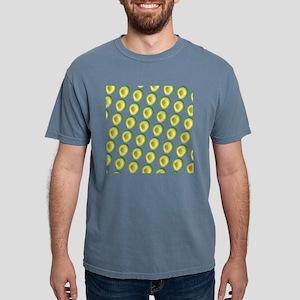 Scrummie Avocado Juliett Mens Comfort Colors Shirt