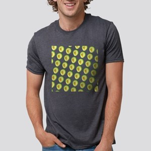 Scrummie Avocado Juliette&# Mens Tri-blend T-Shirt