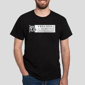 friends logo no tag Dark T-Shirt