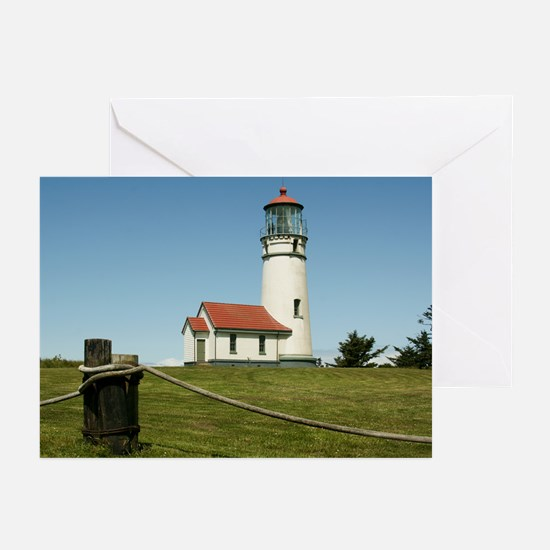 Cape Blanco Lighthouse Greeting Cards (Pk of 10)