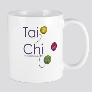 Tai Chi Flow 11 oz Ceramic Mug