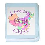 Linxiang China baby blanket