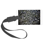 Shad in Fall Colors Large Luggage Tag