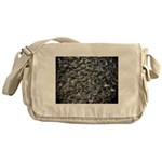 Shad in Fall Colors Messenger Bag