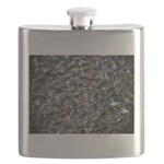Shad in Fall Colors Flask