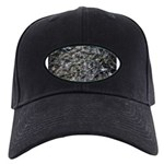 Shad in Fall Colors Black Cap