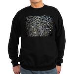 Shad in Fall Colors Sweatshirt (dark)