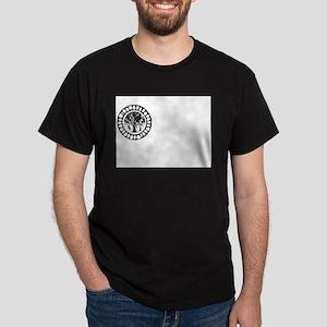 KVMS logo Dark T-Shirt