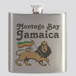 Montego Bay, Jamaica Flask