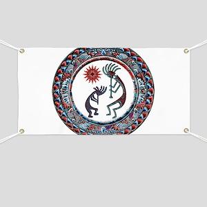 Best Seller Kokopelli Banner