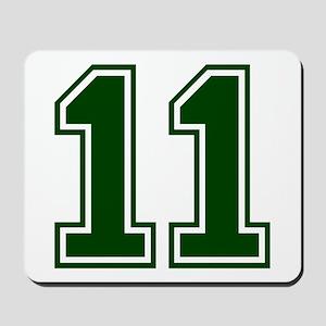 green11 Mousepad