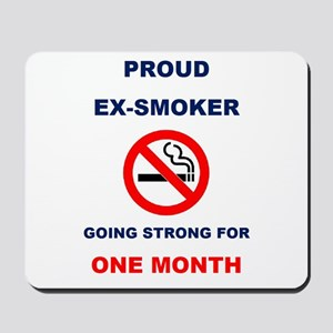 Proud Ex-Smoker – Going Strong For One Month Mouse