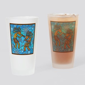 Best Seller Kokopelli Drinking Glass