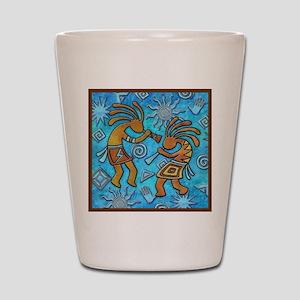 Best Seller Kokopelli Shot Glass