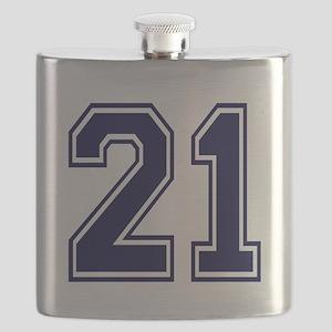 blue21 Flask