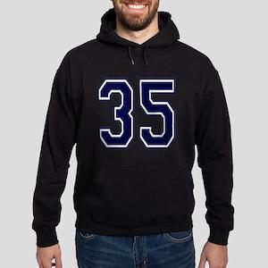 blue35 Hoodie (dark)