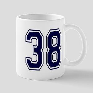 blue38 Mug
