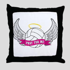Pray For Me Throw Pillow