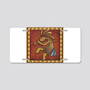 Best Seller Kokopelli Aluminum License Plate