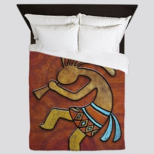 Best Seller Kokopelli Queen Duvet