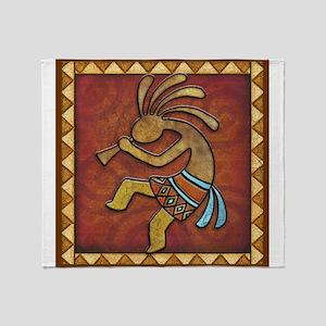 Best Seller Kokopelli Throw Blanket