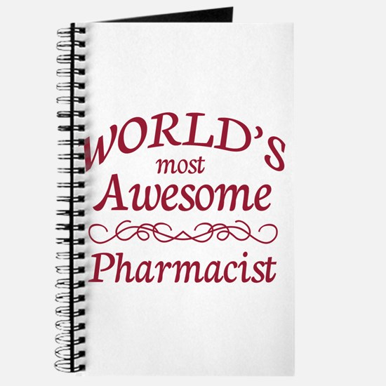 Awesome Pharmacist Journal