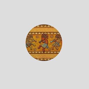 Best Seller Kokopelli Mini Button